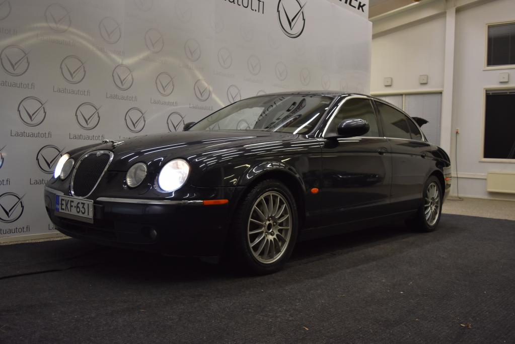 Jaguar S-Type 2, 7D V6 Executive AT