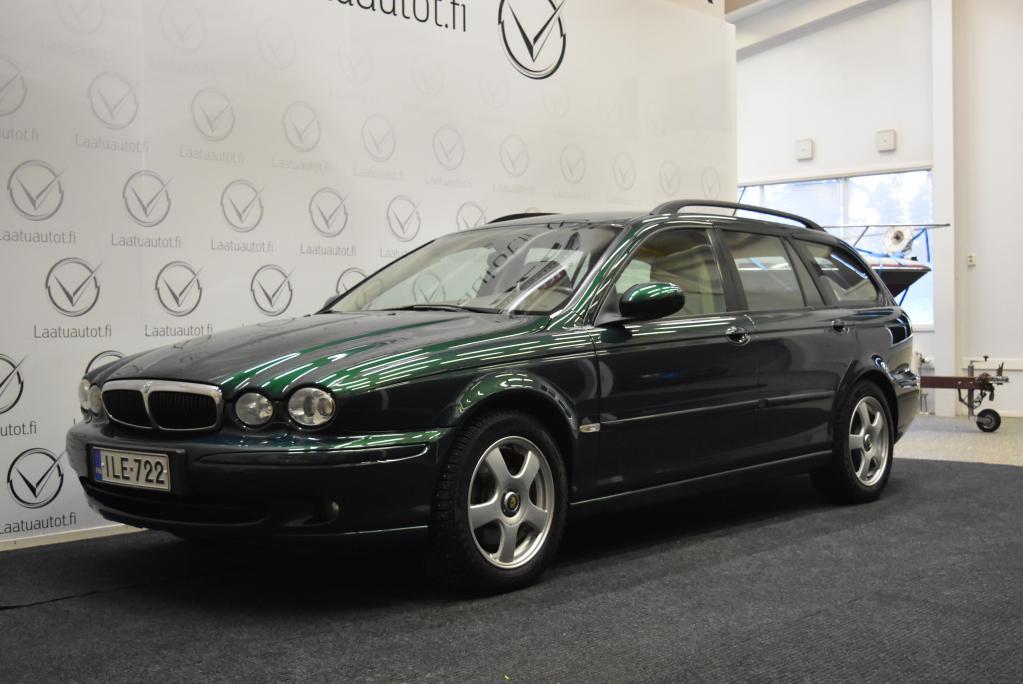 Jaguar X-Type V6 2, 1 Executive Estate