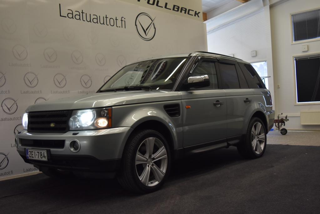 Land Rover Range Rover Sport 2, 7 TDV6 HSE Aut