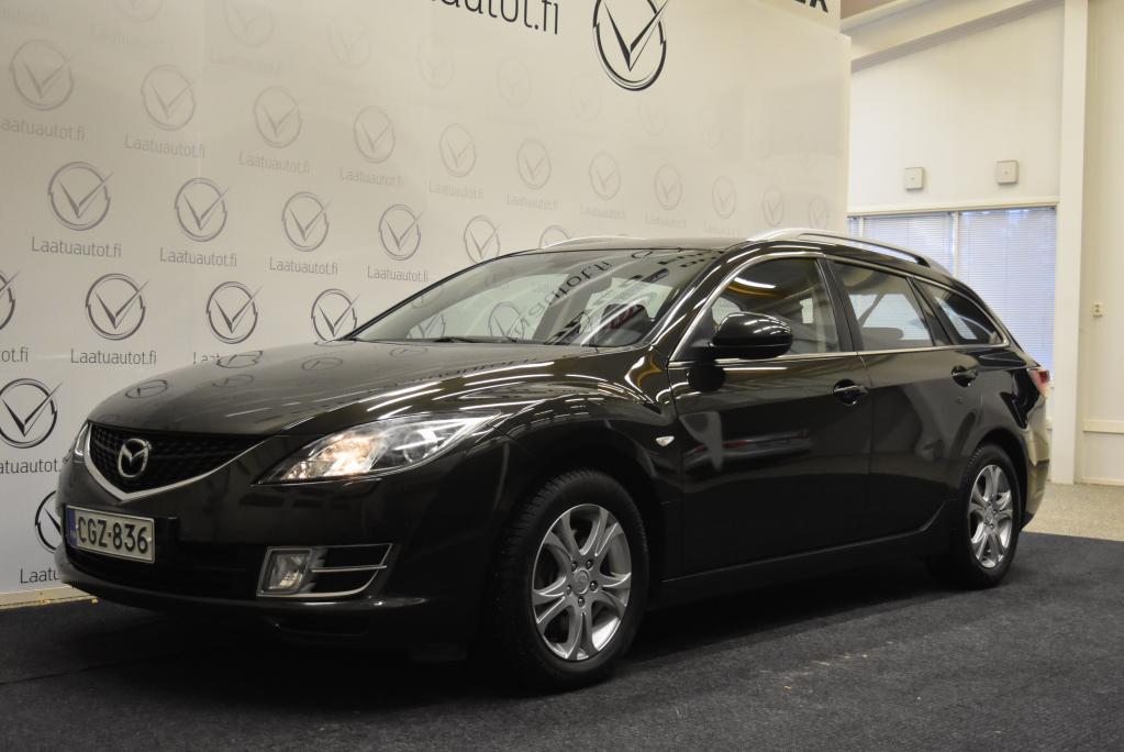 Mazda 6 Sport Wagon 1, 8 Elegance Business 5MT 5ov WB4