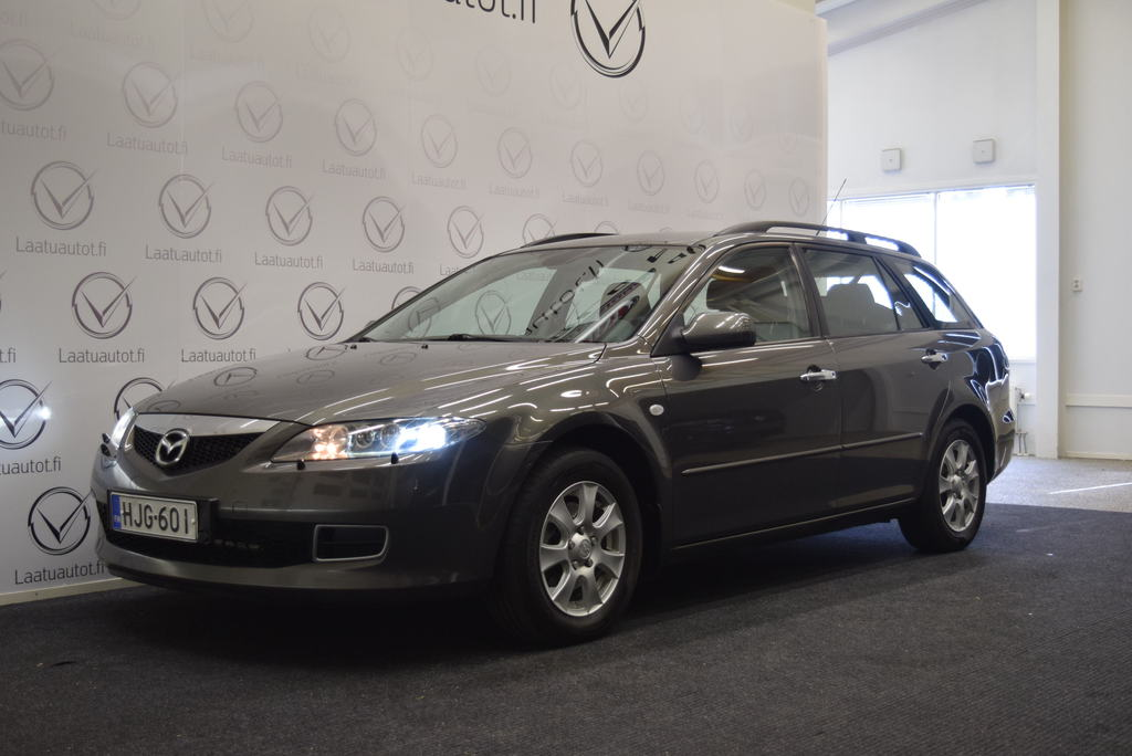 Mazda 6 Sport Wagon 2, 0 Active Business 6MT