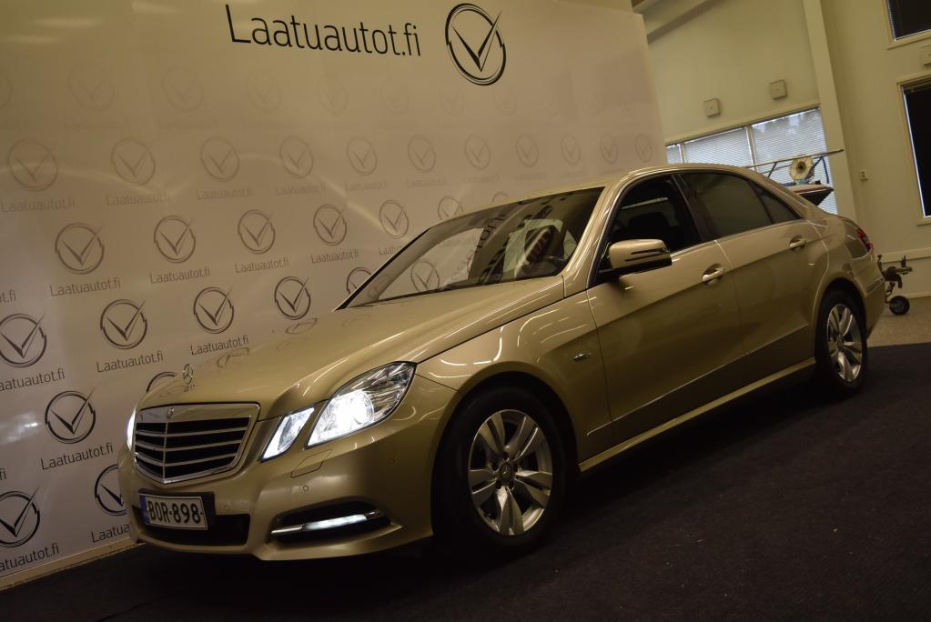 Mercedes-Benz E 200 CDI BE A Premium Business