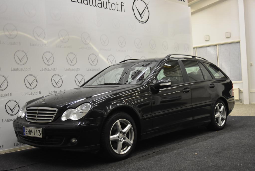 Mercedes-Benz C 200T CDI A