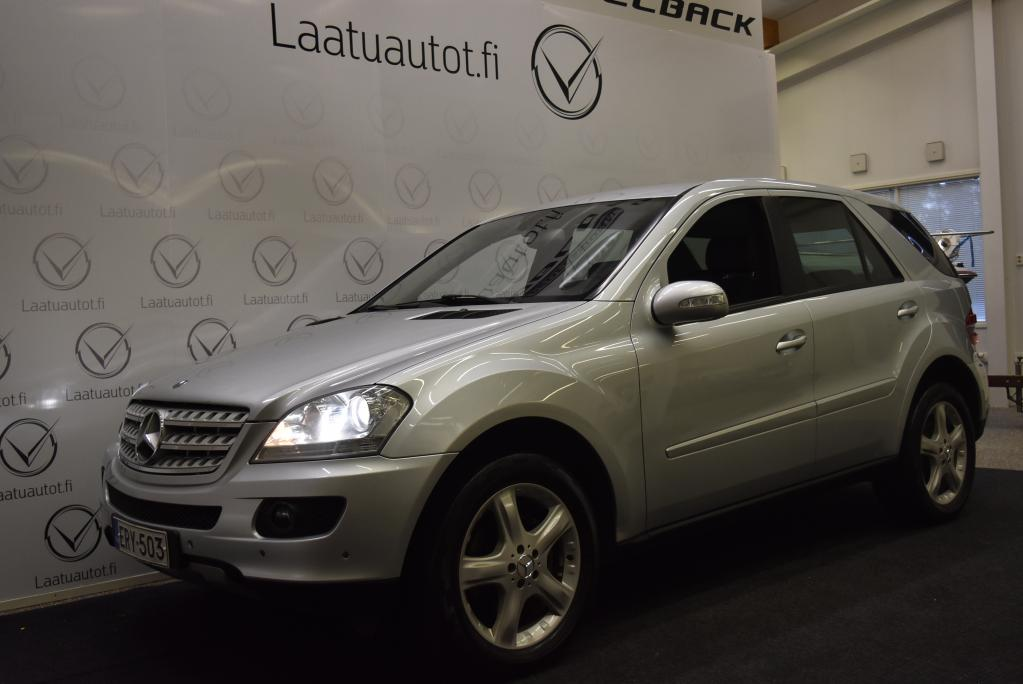 Mercedes-Benz ML 320 CDI 4Matic A