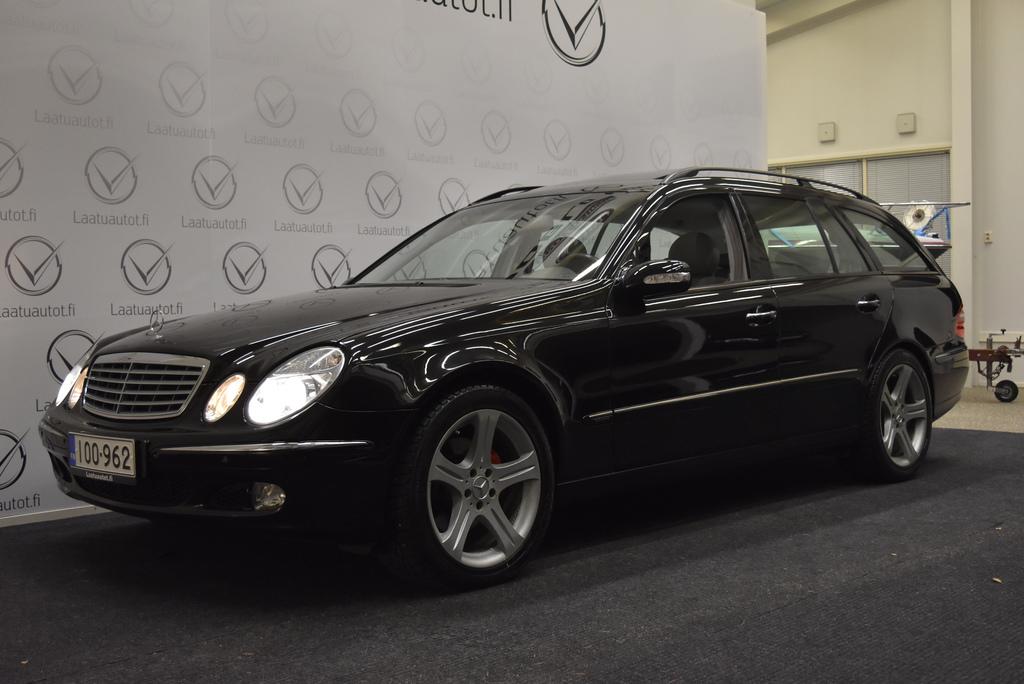 Mercedes-Benz E 320T A