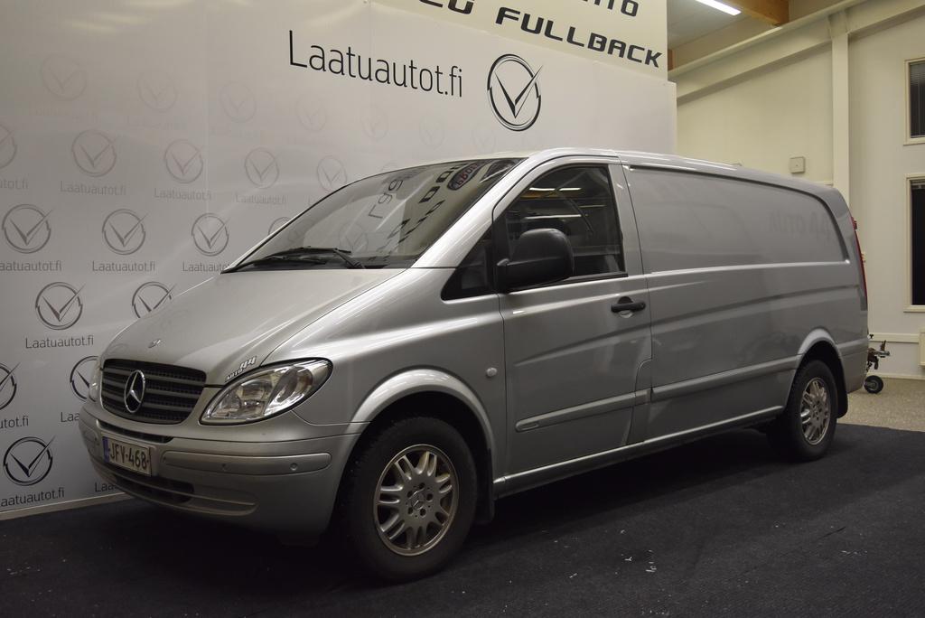 Mercedes-Benz Vito 115CDI-2, 7/32K keskipitkä A2 A