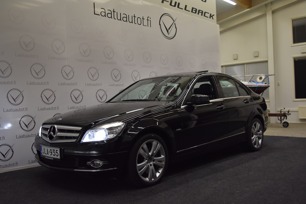 Mercedes-Benz C C 350 CDI Sedan A Avantgarde