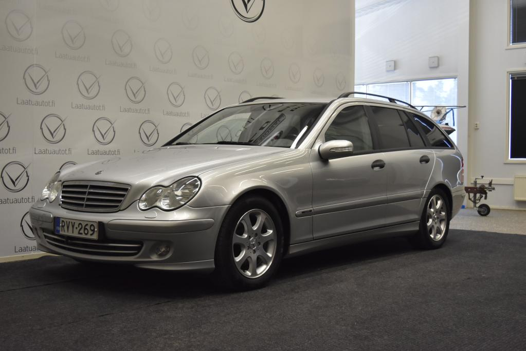Mercedes-Benz C 180T Kompressor A
