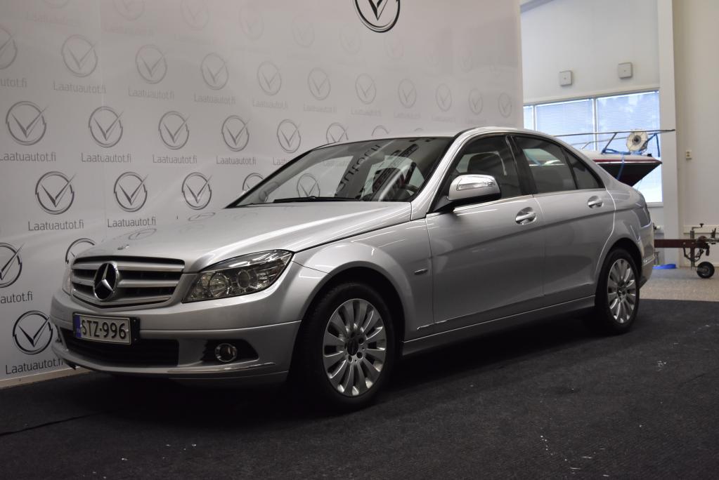 Mercedes-Benz C 220 CDI A Elegance