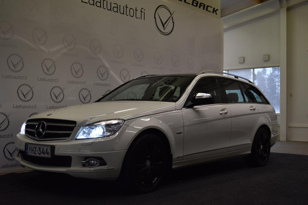 Mercedes-Benz C 320 CDI T 4Matic A Avantgarde