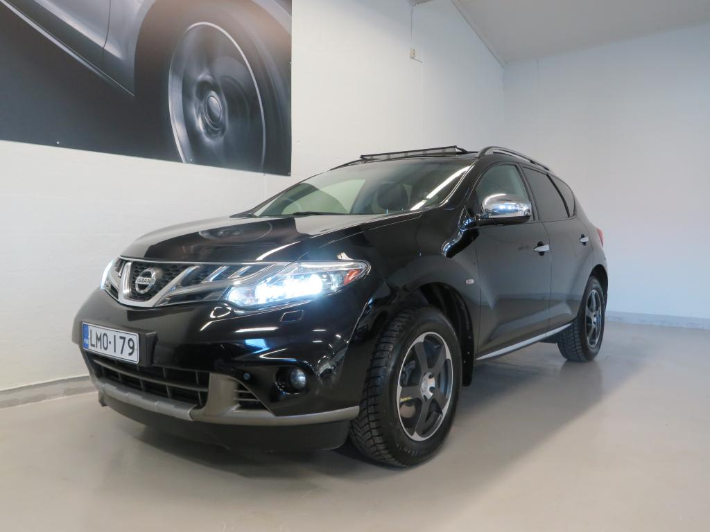 Nissan Murano 2, 5dCi 6AT 4WD Tekna Pack