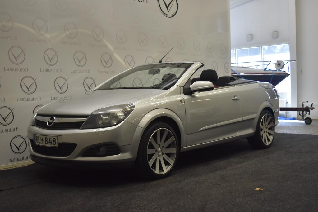 Opel Astra 1, 6 Twinport Cabriolet