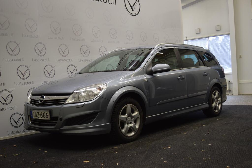 Opel Astra Wagon Enjoy 1, 6 Turbo 132kW/180hv M6