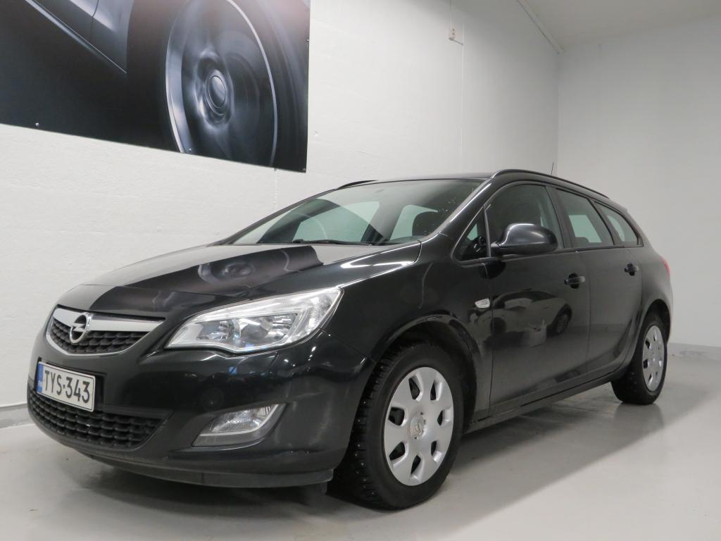 Opel Astra Sport Tourer Enjoy 1, 4 Turbo ecoFLEX 88kW MT6