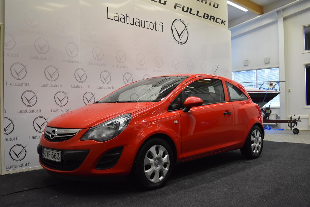Opel Corsa 3-ov Van 1, 3 CDTI 70kW MT5