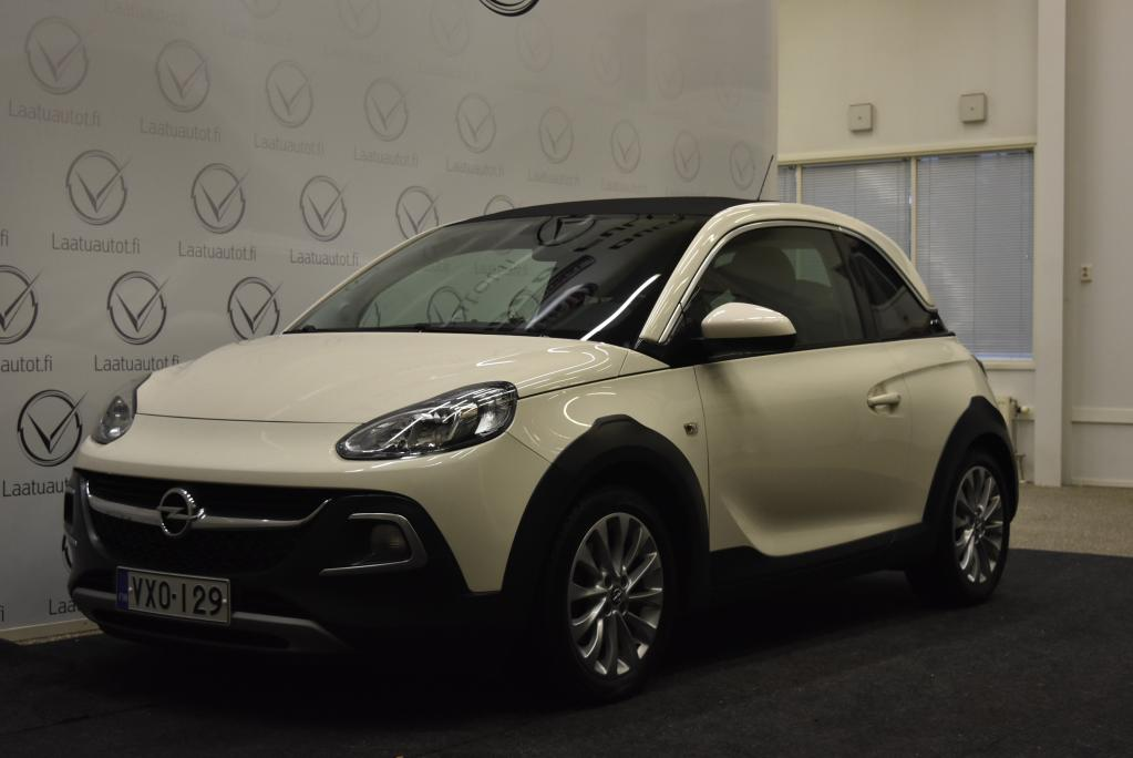 Opel Adam 3-ov Rocks 1, 0T Ecotec Start/Stop 85kW MT6