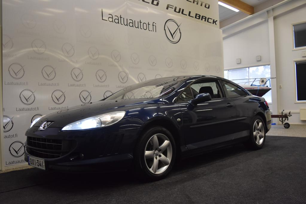 Peugeot 407 Coupe 2, 2