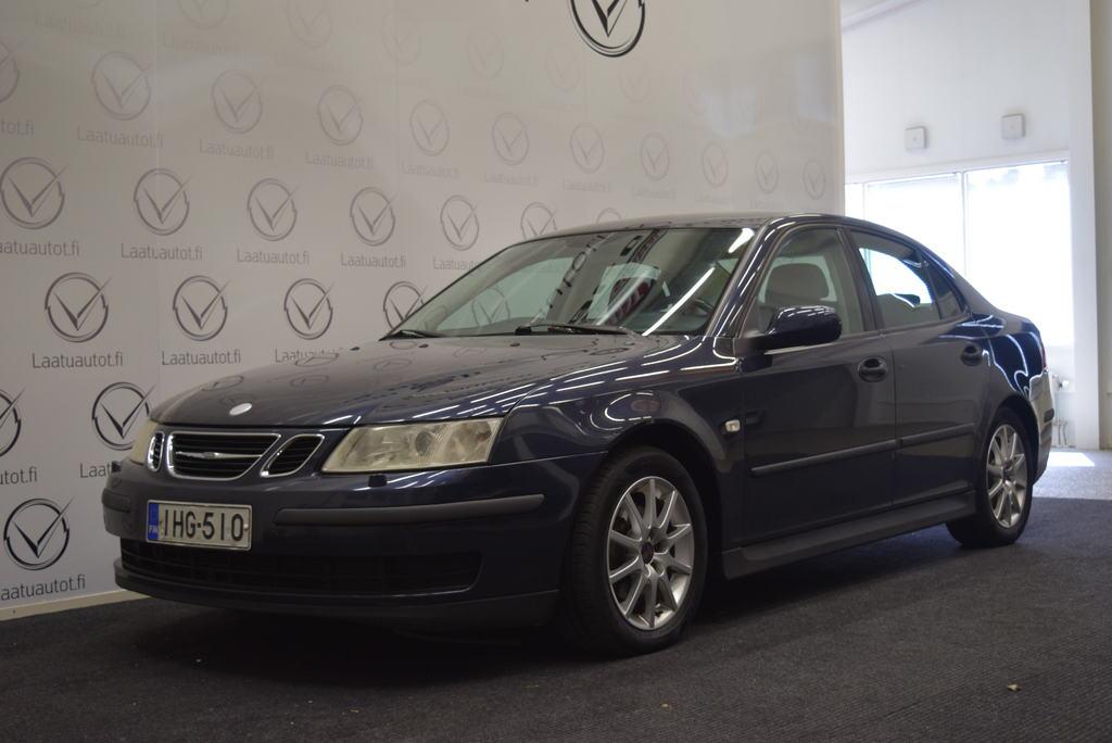 Saab 9-3 Sport Sedan 1, 8t Linear Sentronic Business