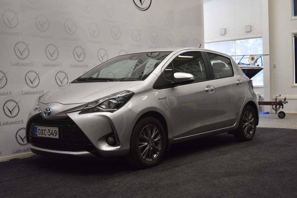 Toyota Yaris 1, 5 Hybrid Launch Edition 5ov