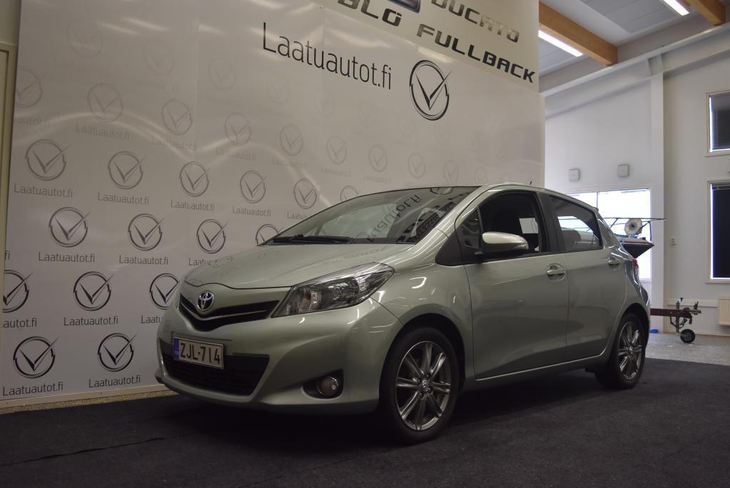 Toyota Yaris 1, 33 Dual VVT-i Style 5ov