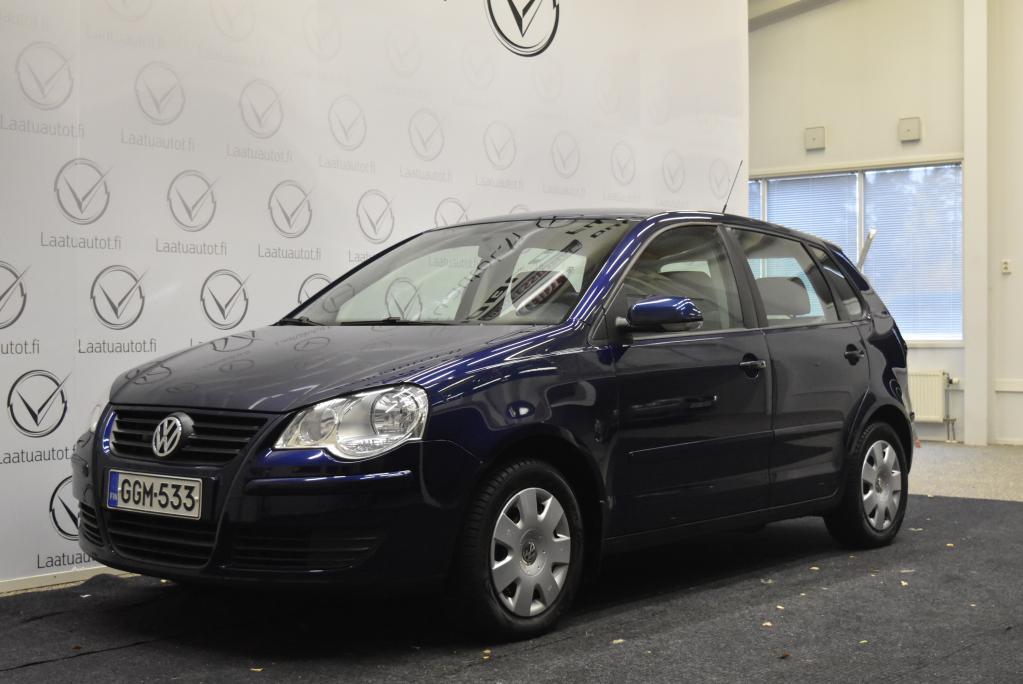 Volkswagen Polo Comfortline 1, 4 55 kW  4d