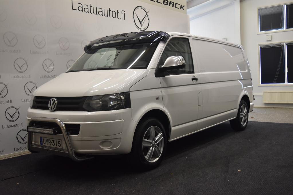 Volkswagen Transporter umpipa pitkä 2, 0 TDI 132 kW 4Motion DSG 3200kg BlueMotion Technology