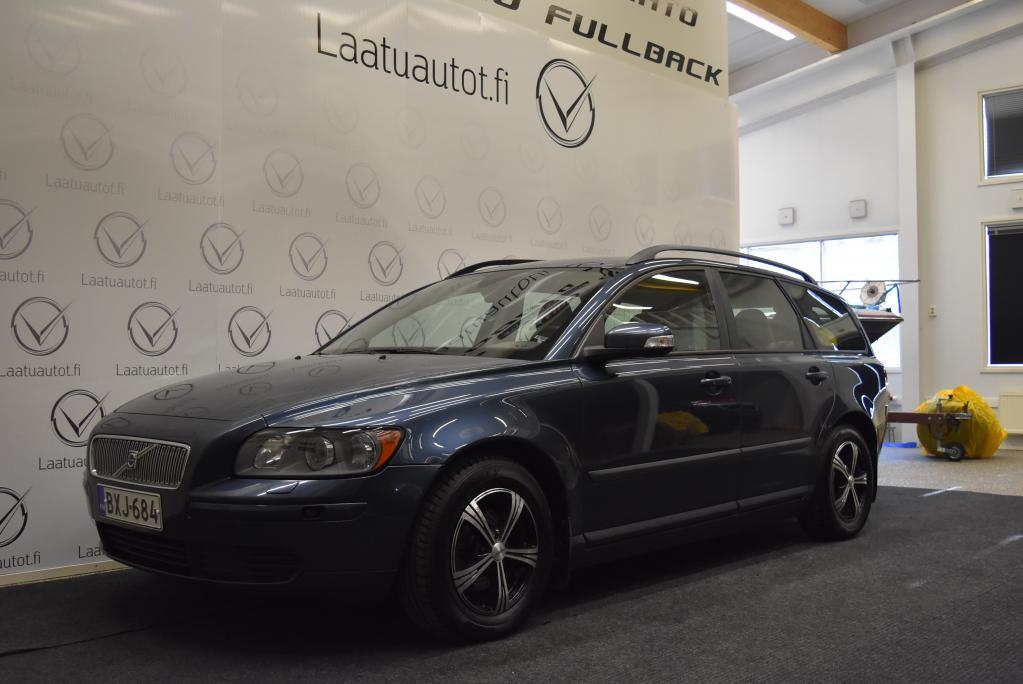 Volvo V50 1, 8F (125 hv) man e85