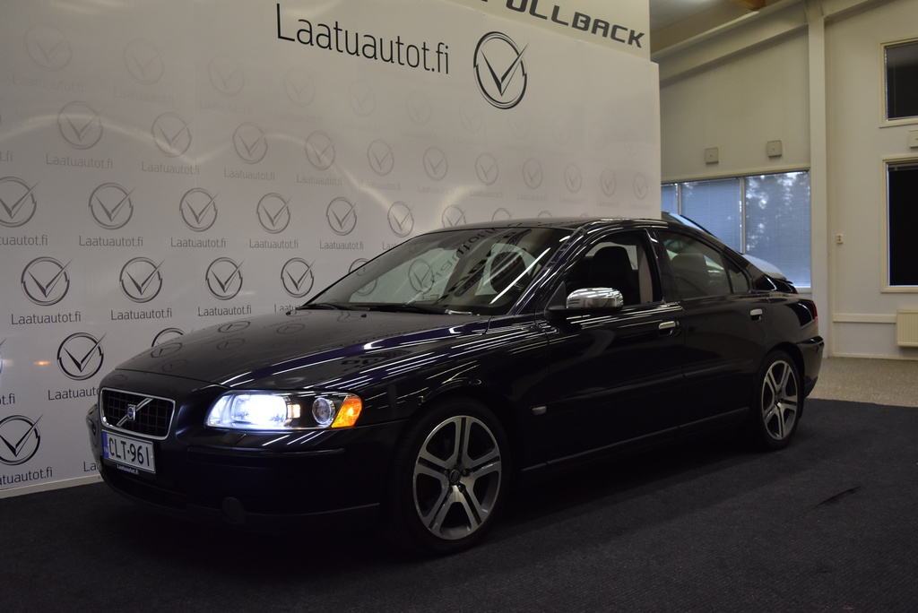 Volvo S60 D5 Geartronic Chromium Edition