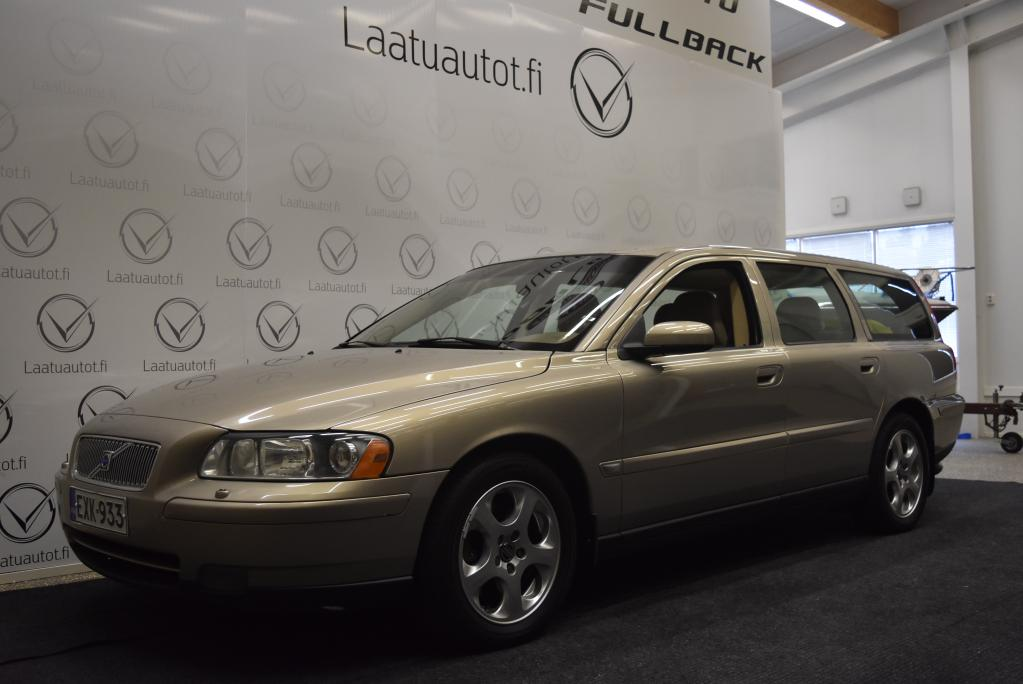 Volvo V70 2, 5T Geartronic