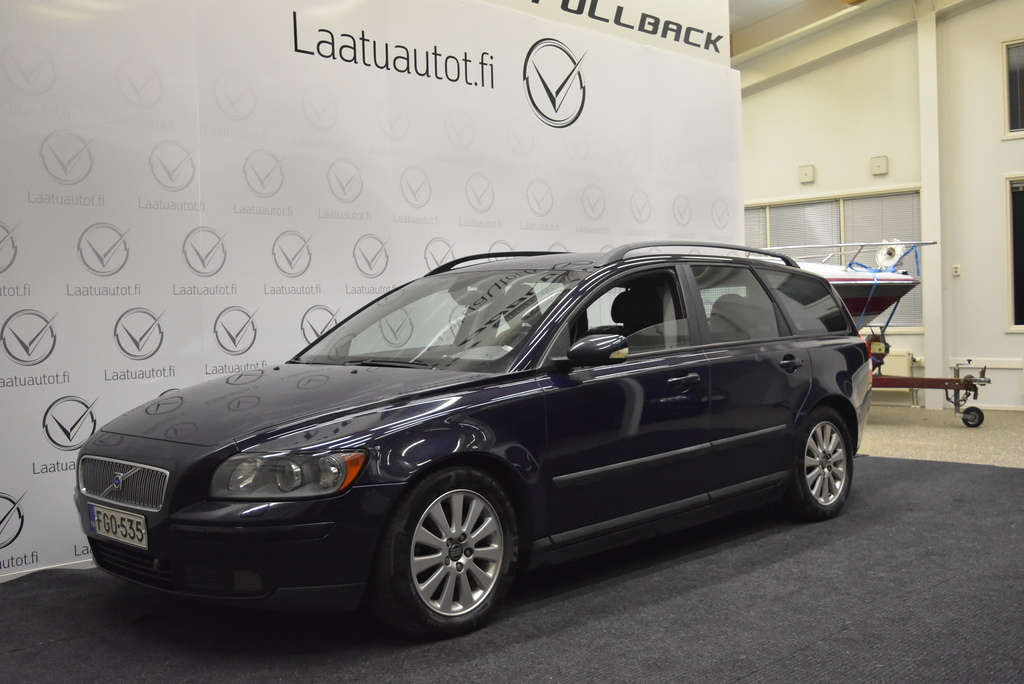 Volvo V50 2, 4 Kinetic