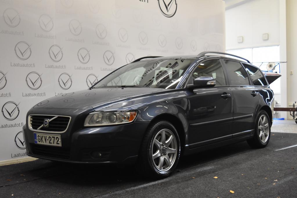 Volvo V50 2, 0D (136 hv) Momentum