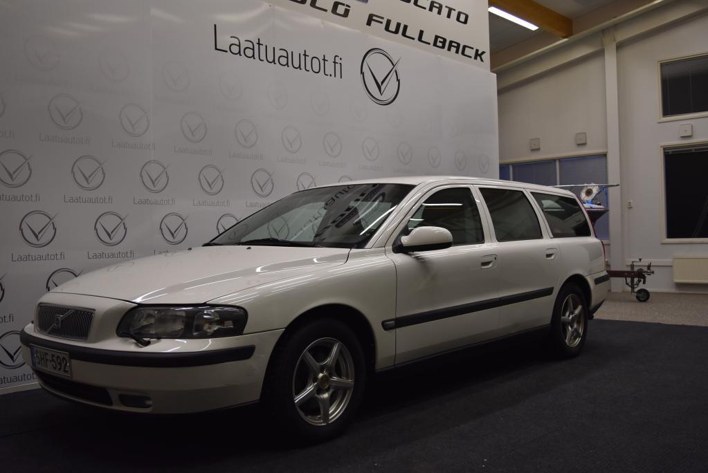 Volvo V70 2, 4 170hv A