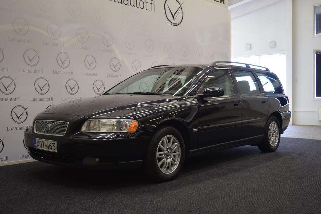 Volvo V70 2, 4 140hv