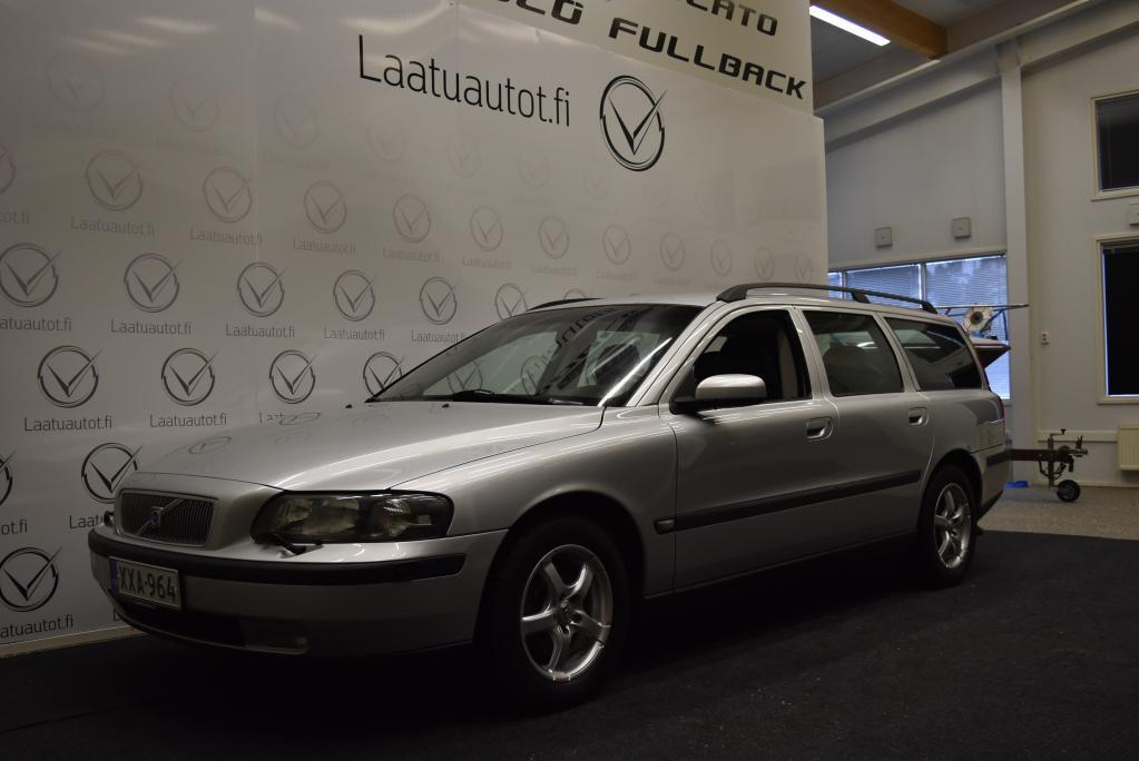 Volvo V70 2, 4 170hv AT