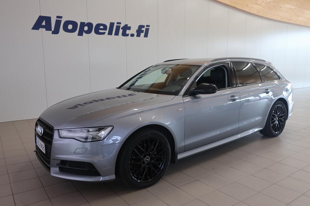 Audi A6, Avant S line Business Sport 2, 0 TDI 140 kW quattro S tronic Black Edition