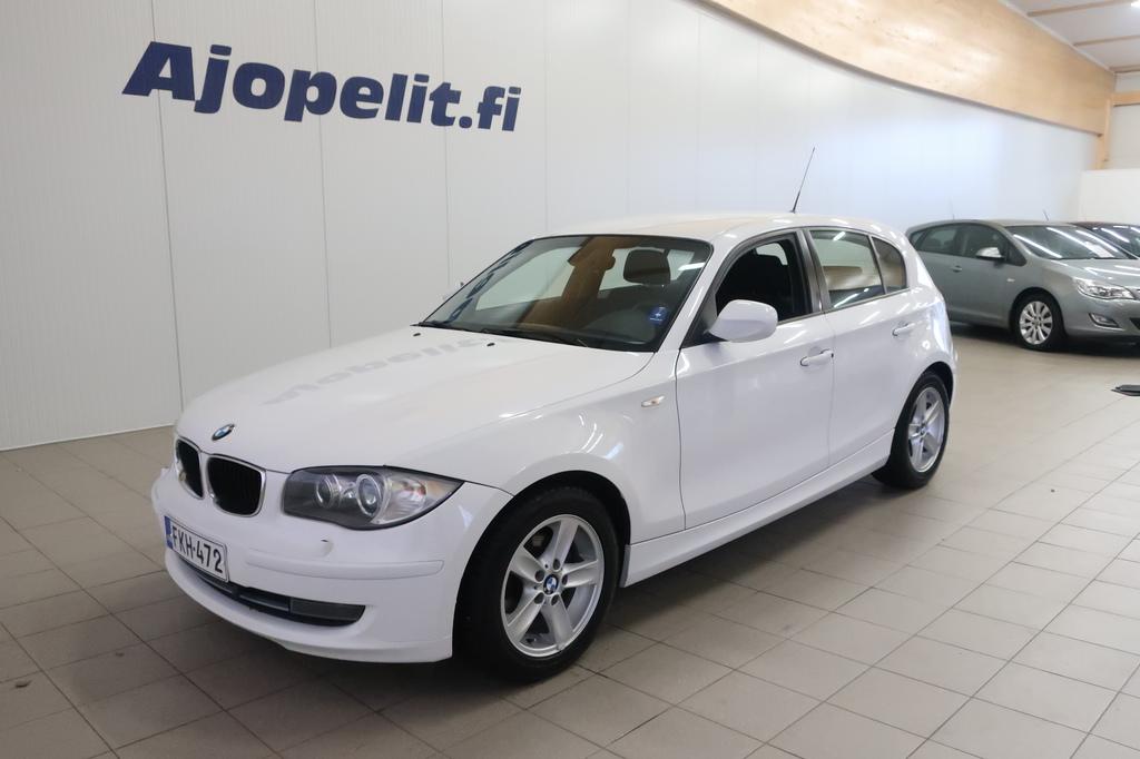 BMW 116, 2.0D E87 5-ov Limited Business Edition
