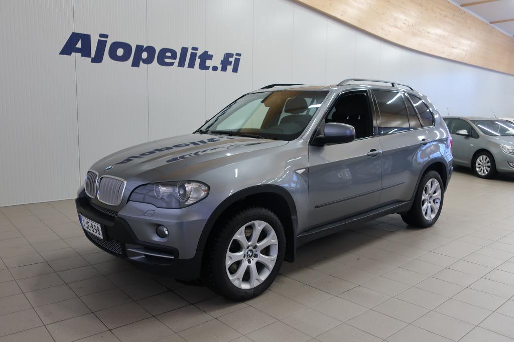 BMW X5, 3.0sD E70 Sport Aut 286 hv