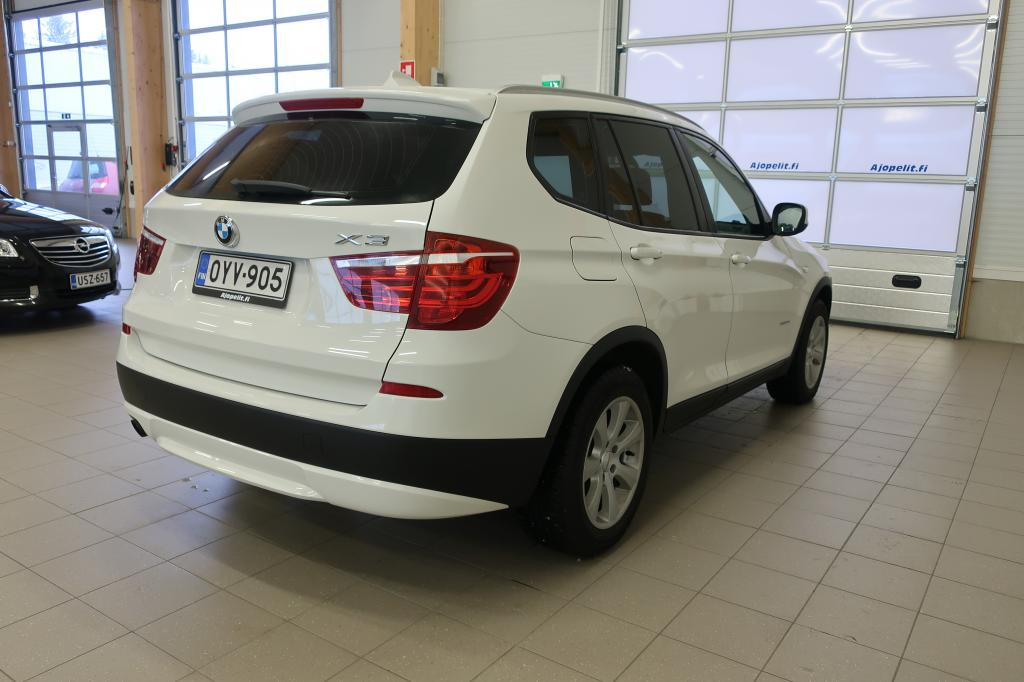 BMW X3, xDrive 20dA F25 Business