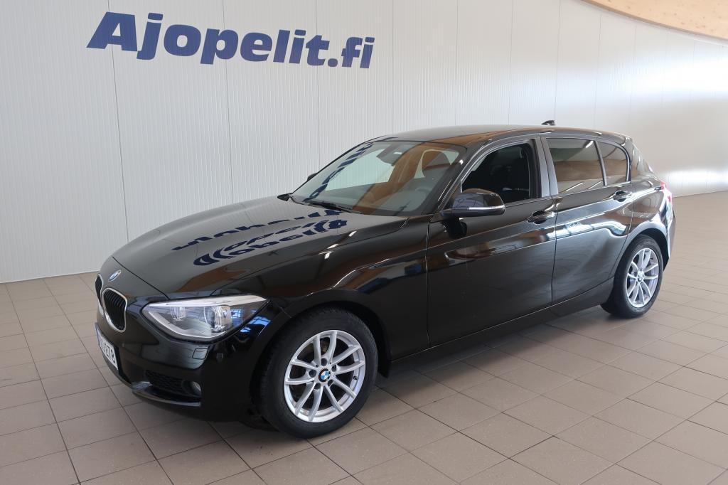 BMW 116, F20 TwinPower Turbo
