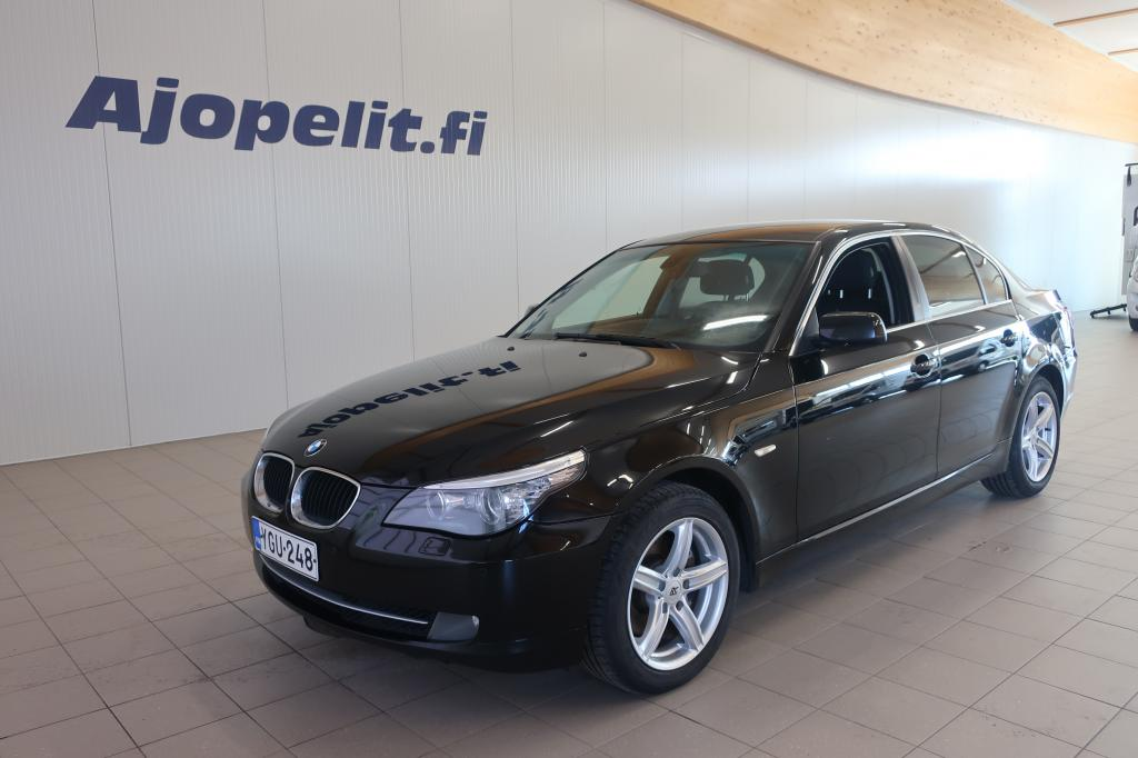 BMW 525d, E60 Xdrive Business Aut