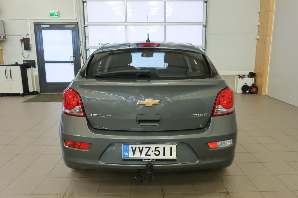 Chevrolet Cruze, 5-ov LTZ 1, 8 104kW MT5