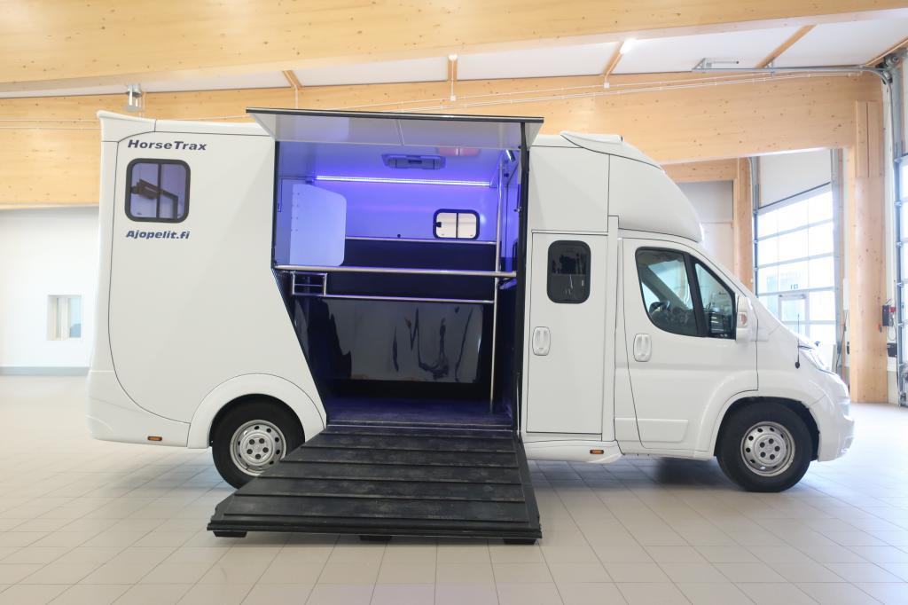 Citroen Jumper, 2.0 BlueHDi 163 hv HorseTrax Maxi