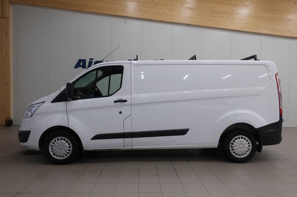 Ford Transit Custom, 2.2 TDCi L2 H1 125 HV