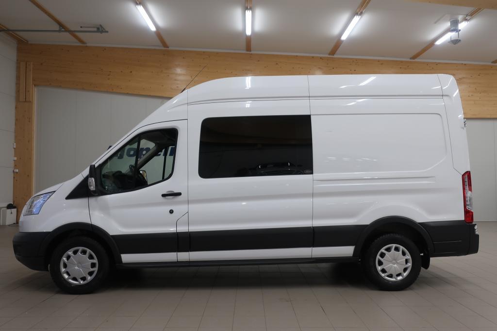 Ford Transit, 2.0 TDCi 170 hv L3 H3 3+3 Alhamo Design,  sis.alv