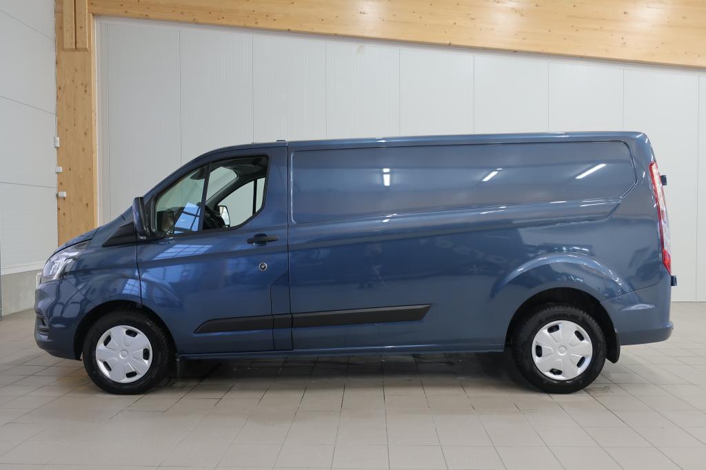 Ford Transit Custom, 320 2.0 TDCi 170 HV Aut Trend Van N1 L2H1