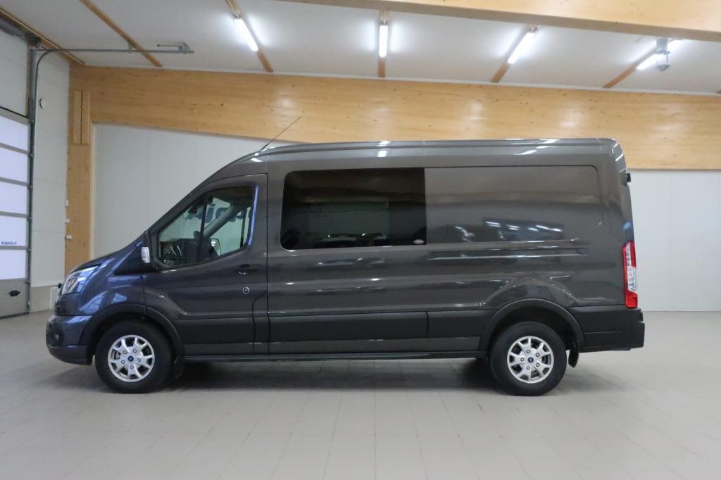 Ford Transit, 350 2.0 TDCi L3H2 Limited 185 hv Aut 2+3 Alhamo Design