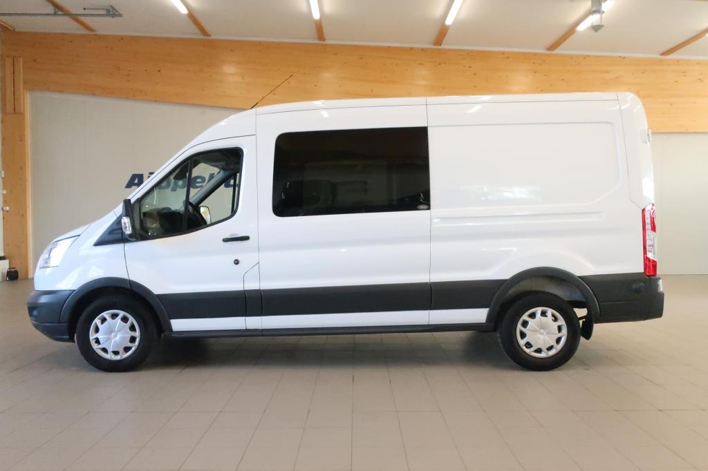 Ford Transit, TrendExpressLine 330 L3 H2 130 hv Aut 2+3 Alhamo Design