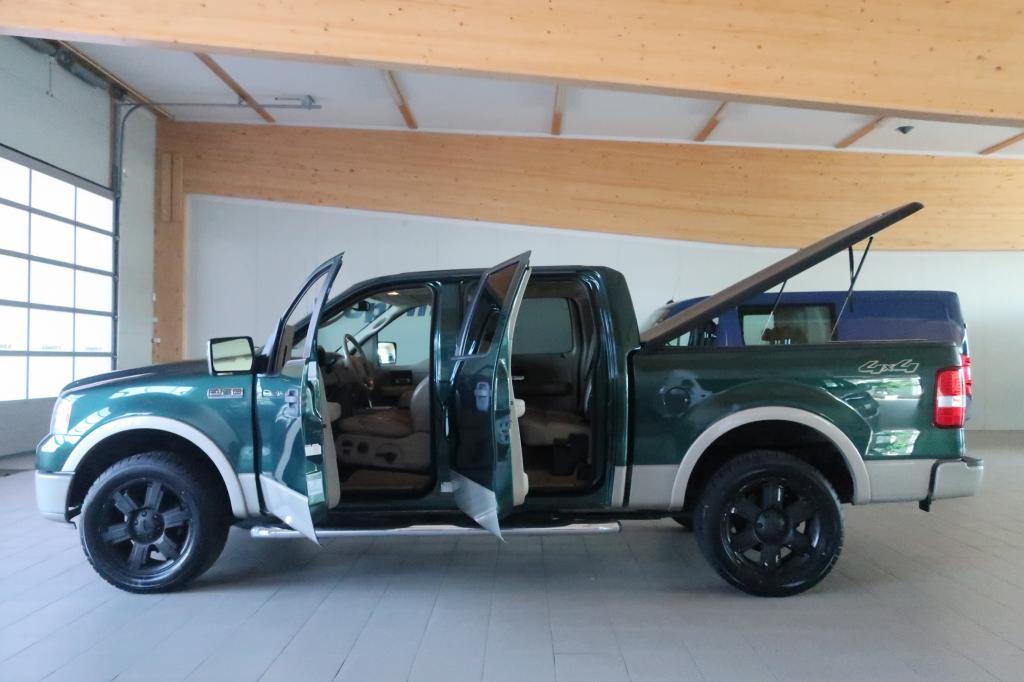 Ford F150, Lariat 5.4 V8 E85 Triton 4x4 5h