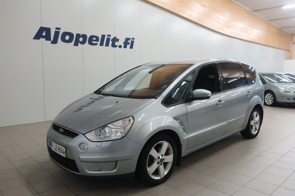 Ford S-Max, 2.0 TDCi Trend 5-H