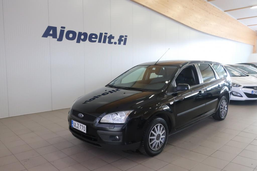 Ford Focus, 1.6 Trend Automatic